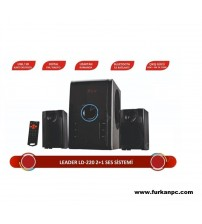 LD-220 Leader Bluetooth 2+1 Ses Sistemi