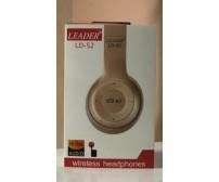 LD-52 Leader Bt Kablosuz Kulaklık