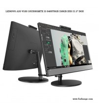 "LENOVO AIO V530 10US005MTX I5-8400T 8GB 256GB SSD 21.5"" DOS"