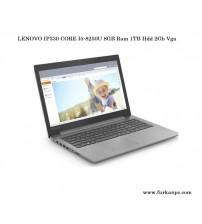 Lenovo IP330 CORE I5-8250U 8GB Ram 1TB Hdd 2Gb Vga