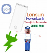 Lensun 20000 mAh Powerbank