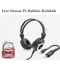 LG-06 Live Genius Pc Kablolu Kulaklık