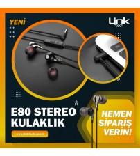 LHF-E80 Link Tech Kablolu Kulaklık
