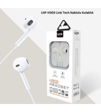 LHF-H303 Link Tech Kablolu Kulaklık