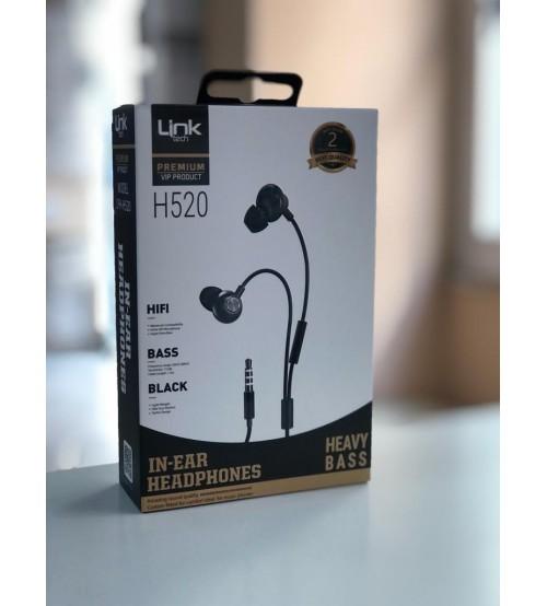LHF-H520 Link Tech Kablolu Kulaklık