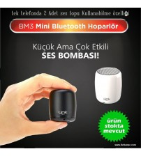 BM-3 Link Tech Bluetoothlu Speaker