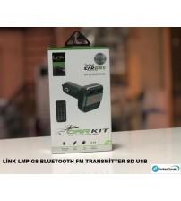 LMP-G8 Link Tech Bluetooth Fm Transmitter