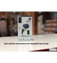 LMP-RF11 Link Tech Bluetooth Fm Transmitter