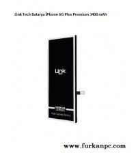 Link Tech Batarya İPhone 6G Plus Premium 3400 mAh