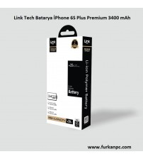 Link Tech Batarya İPhone 6S Plus Premium 3400 mAh