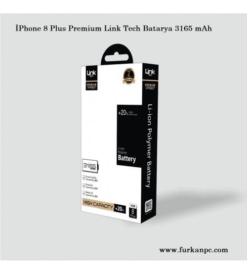 Link Tech Batarya İPhone 8 Plus Premium 3165 mAh