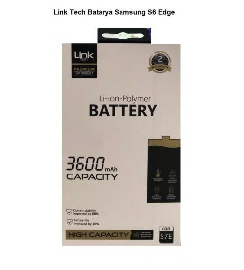Link Tech Batarya Samsung S6 Edge