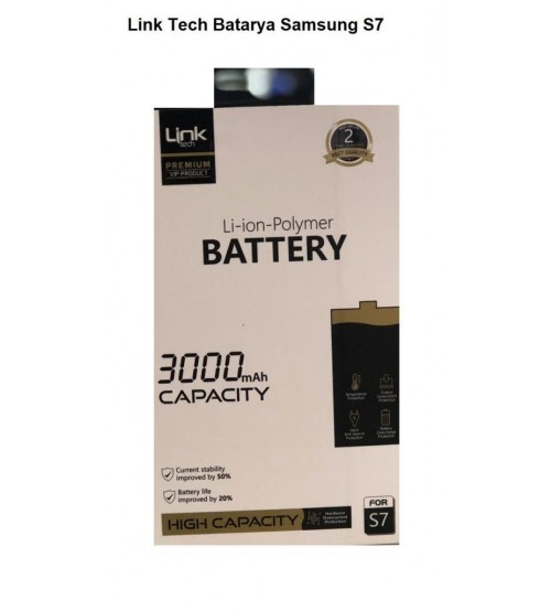 Link Tech Batarya Samsung S7