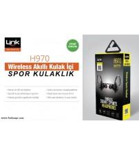 Link Tech Bt Kablosuz Kulaklık H-970