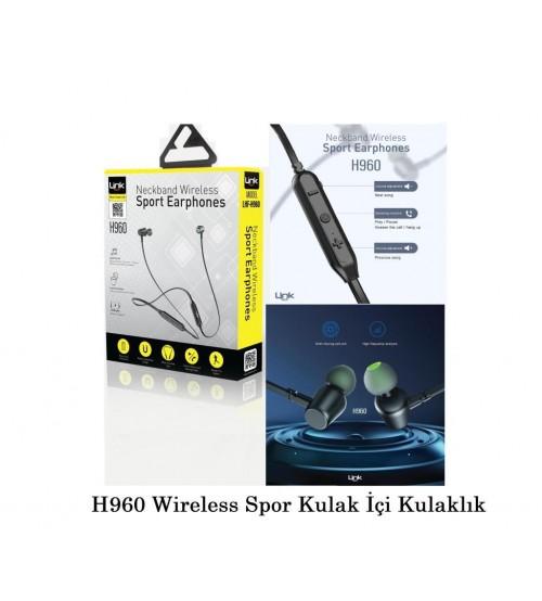 Link Tech Bt Kablosuz Kulaklık H-960