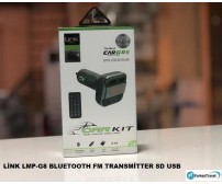 LMP-G8 Link Tech Bluetooth Fm Transmitter