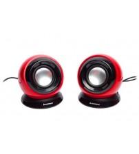 M0520 Lenovo Pc Speaker 1+1 Usb
