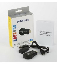 M12 Plus Anycast Kablosuz Ses ve Görüntü Aktarıcı