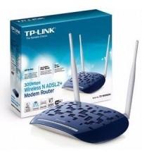 TD-W8960N Tp-Link Adsl 2 Kablosuz Modem 300Mhz