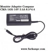 Monitör Adaptör Compaxe CMA-1435 14V 3.5A 6.5*4.4
