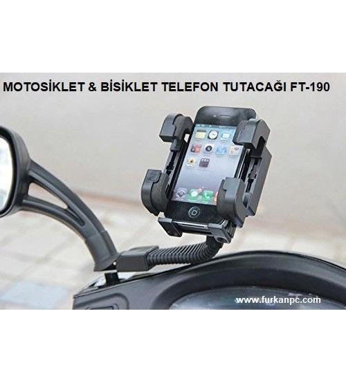 MT-6025 Telefon Tutacağı ( Motosiklet İçin )