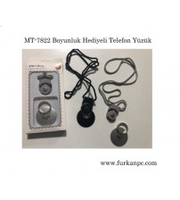 MT-7822 Boyunluk Hediyeli Telefon Yüzük