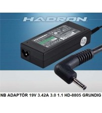 NB ADAPTÖR 19V 3.42A 3.0 1.1 HD-8805 GRUNDIG