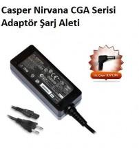 NB Adaptör CLC-901 Compaxe CAS. 19V 2.1A 3.5*1.35 Casper