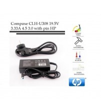 NB Adaptör CLH-U308 Compaxe 19.5V 3.33A (4.5*3.0) Hp