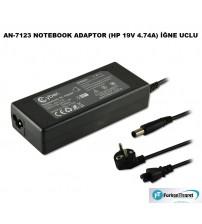 NB Adaptör Cyber AN-7123 HP 19V 4.74A (7.4*5.0) İğneli