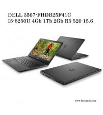 Dell 3567-FHDB25F41C İ5-8250U 4Gb 1Tb 2Gb R5 520 15.6