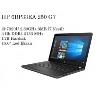 HP Laptop 6BP33EA 250 G7 i3-7020U 4GB 1TB 15.6