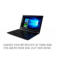 "NBB LENOVO V310 80T30124TX I5-7200U 8GB1TB 2GB R5 M430 VGA 15.6"""