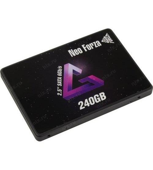 "Neo Forza Zion NFS01 2.5"" 240 GB SATA 3 SSD Hardisk"