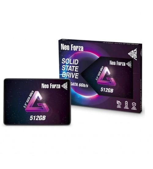 "Neo Forza Zion NFS01 2.5"" 512 GB SATA 3 SSD Hardisk"