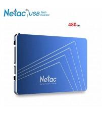 "NETAC N535S 480 GB 2.5"" SATA3 3DNAND SSD 560/520 (NT01N535S-480G)"