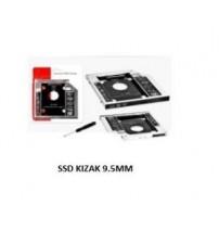 Notebook SDD Dvd HDD Kutusu Caddy 9.5mm