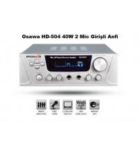 Osawa HD-504 40 Watt Anfi 2 Bölge