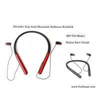 PD-6761 Poly Gold Bluetooth Kablosuz Kulaklık