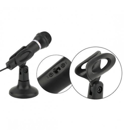 PG-110 Poly Gold Pc Mikrofon YW-30