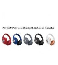PG-6979 Poly Gold Bt Kablosuz Kulaklık