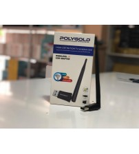 PG-716 Poly Gold Usb Wireless Adaptör 6DBi