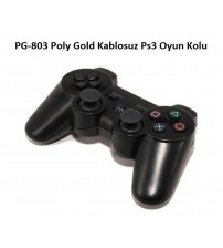 PG-803 Poly Gold Kablosuz Ps3 Oyun Kolu