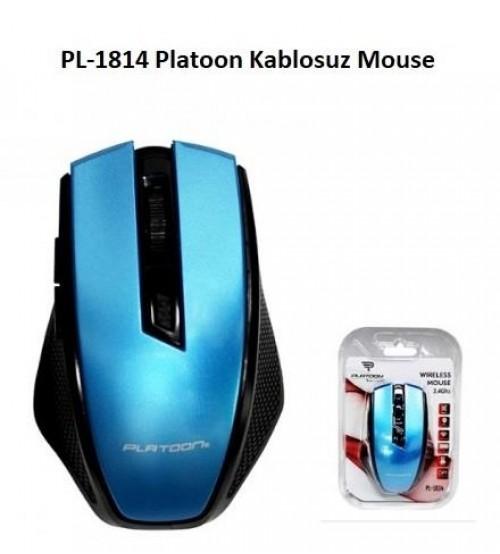 PL-1814 Platoon Kablosuz Mouse