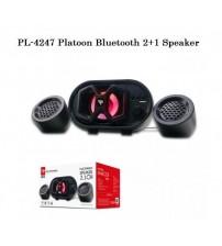 PL-4247 Platoon Bluetooth 2+1 Speaker