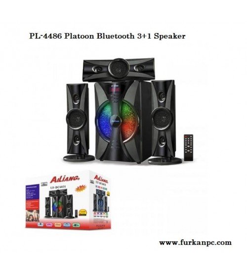 PL-4486 Platoon Bluetooth 3+1 Speaker