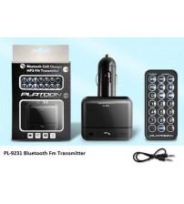PL-9231 Platoon Bluetooth Fm Transmitter