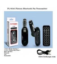 PL-9243 Platoon Bluetooth Fm Transmitter