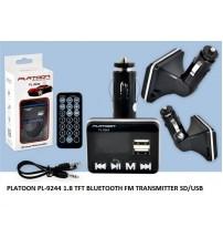 PL-9244 Platoon Bluetooth Fm Transmitter