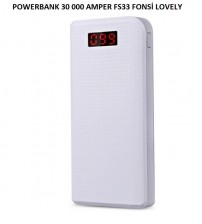 POWERBANK 30000 AMPER KİNPOİNT A30